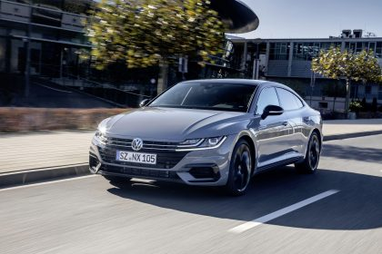 2020 Volkswagen Arteon 4Motion R-Line Edition - Front Wallpapers 420x280
