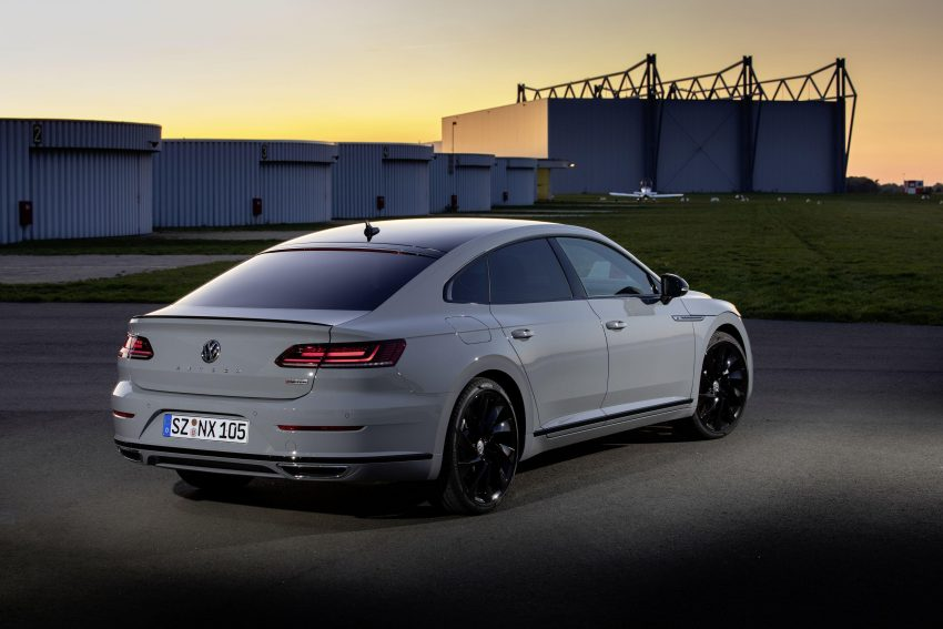 2020 Volkswagen Arteon 4Motion R-Line Edition - Rear Three-Quarter Wallpapers 850x567 #19