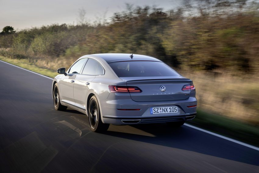 2020 Volkswagen Arteon 4Motion R-Line Edition - Rear Wallpapers 850x567 #7