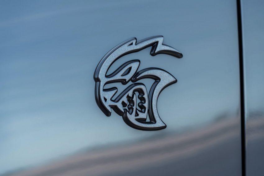 2021 Dodge Durango SRT Hellcat - Badge Wallpapers 850x567 #48