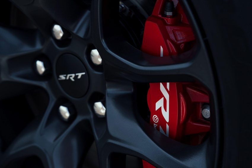 2021 Dodge Durango SRT Hellcat - Brakes Wallpapers 850x567 #45