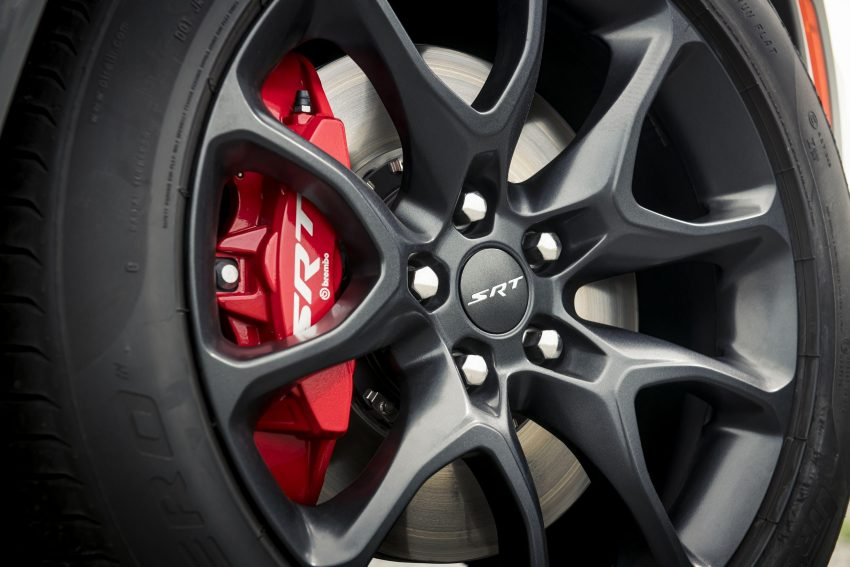 2021 Dodge Durango SRT Hellcat - Brakes Wallpapers 850x567 #44