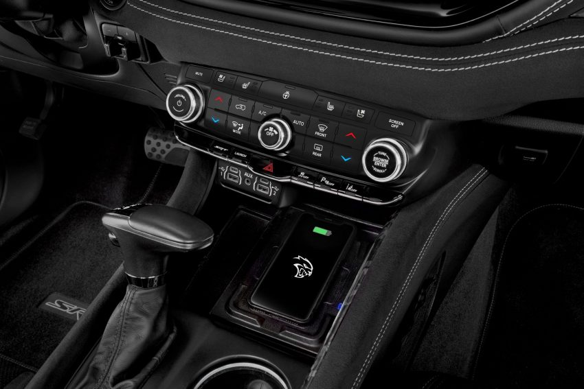 2021 Dodge Durango SRT Hellcat - Central Console Wallpapers 850x567 #67