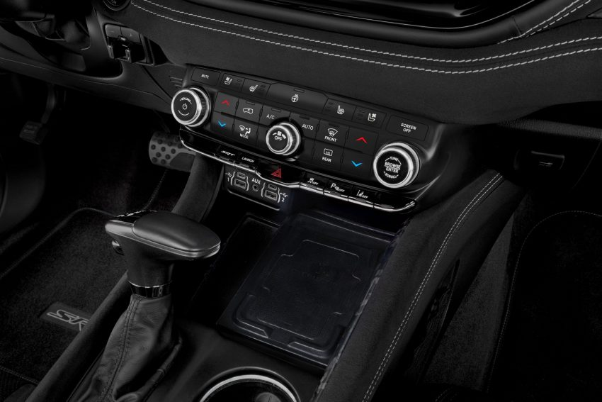 2021 Dodge Durango SRT Hellcat - Central Console Wallpapers 850x567 #66
