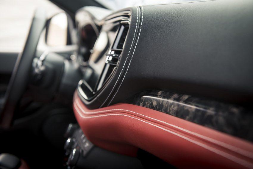 2021 Dodge Durango SRT Hellcat - Central Console Wallpapers 850x567 #65