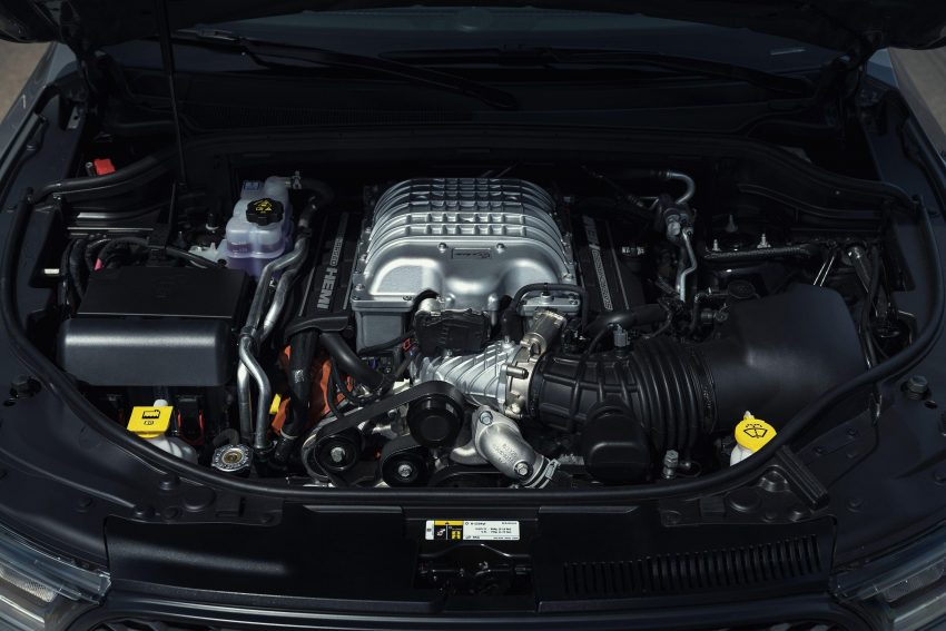 2021 Dodge Durango SRT Hellcat - Engine Wallpapers 850x567 #49