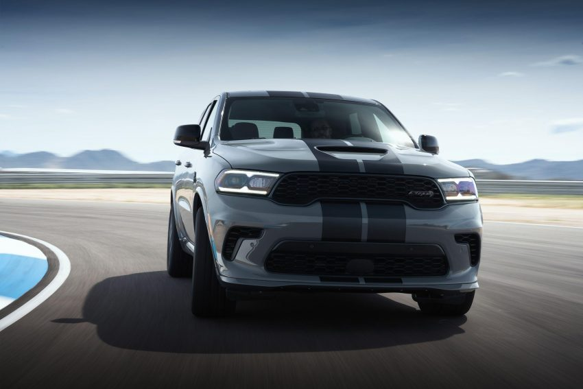 2021 Dodge Durango SRT Hellcat - Front Wallpapers 850x567 #18