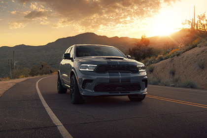 2021 Dodge Durango SRT Hellcat - Front Wallpapers 420x280