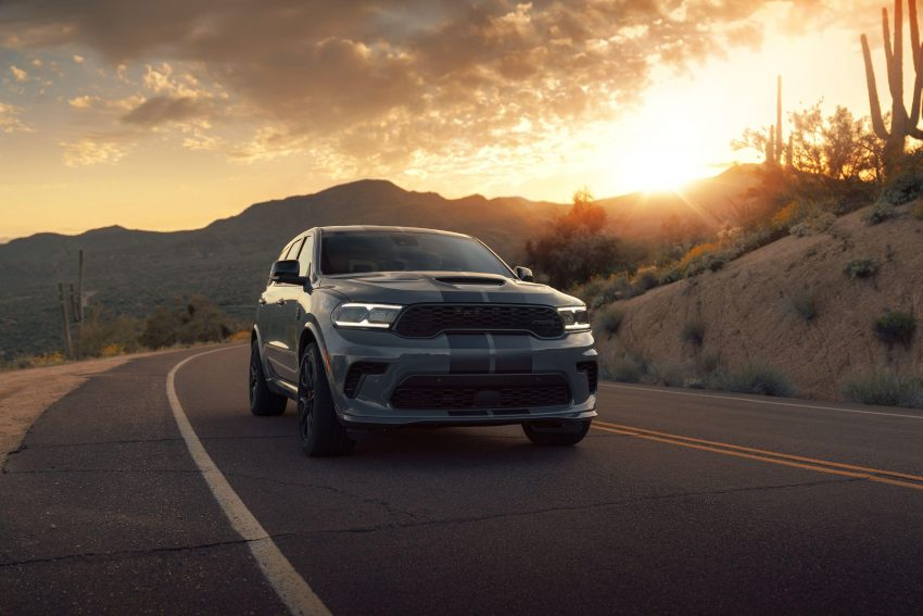 2021 Dodge Durango SRT Hellcat - Front Wallpapers 850x567 #1