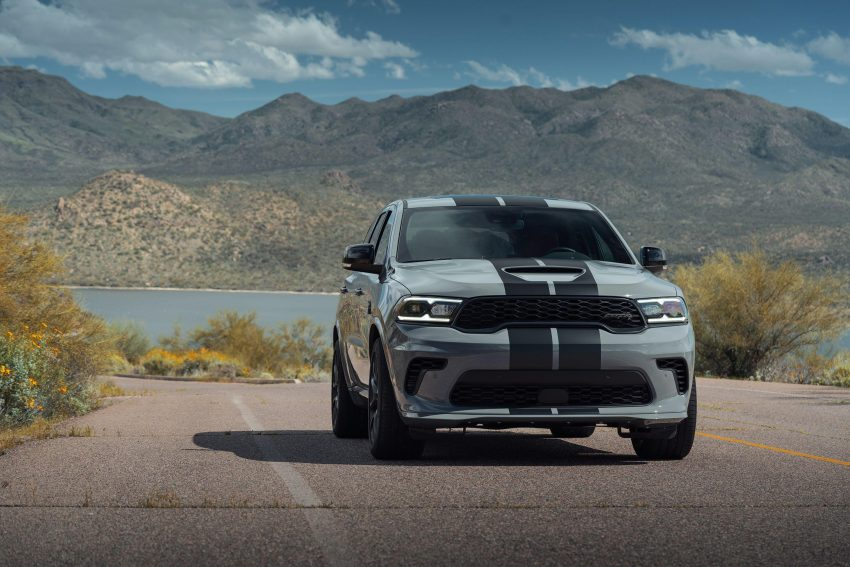 2021 Dodge Durango SRT Hellcat - Front Wallpapers 850x567 #33