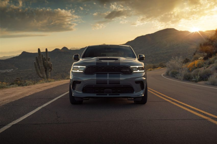 2021 Dodge Durango SRT Hellcat - Front Wallpapers 850x567 #2