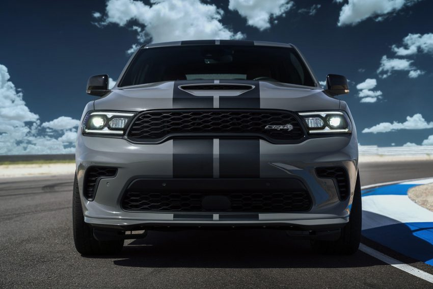 2021 Dodge Durango SRT Hellcat - Front Wallpapers 850x567 #34