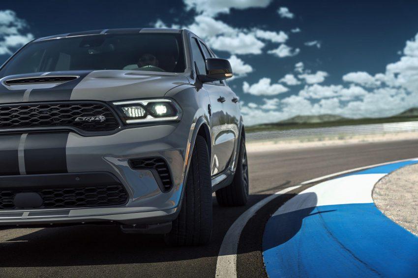 2021 Dodge Durango SRT Hellcat - Front Wallpapers 850x567 #20