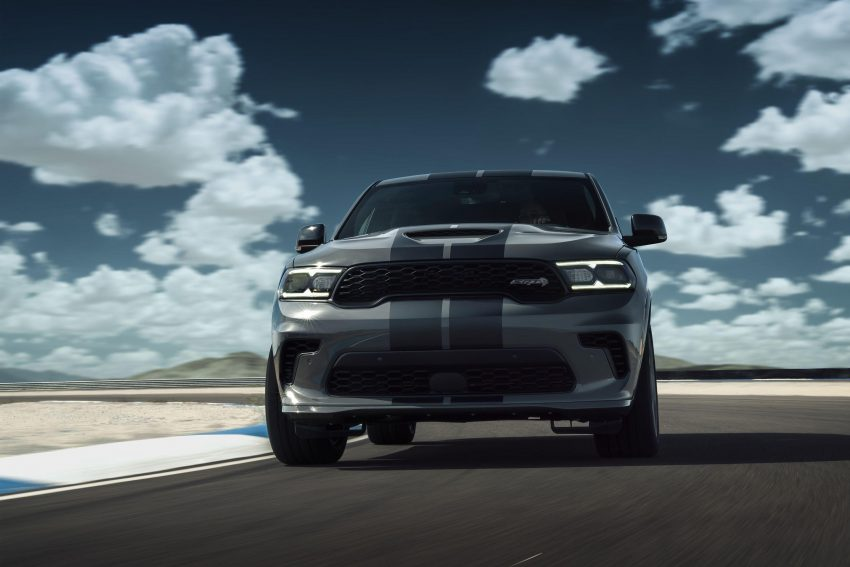 2021 Dodge Durango SRT Hellcat - Front Wallpapers 850x567 #35