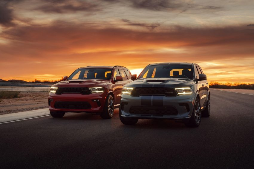 2021 Dodge Durango SRT Hellcat - Front Wallpapers 850x567 #8