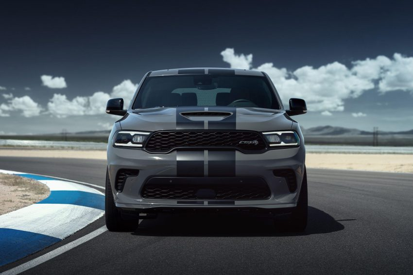 2021 Dodge Durango SRT Hellcat - Front Wallpapers 850x567 #21
