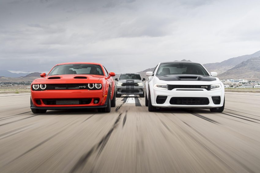 2021 Dodge Durango SRT Hellcat - Front Wallpapers 850x567 #11