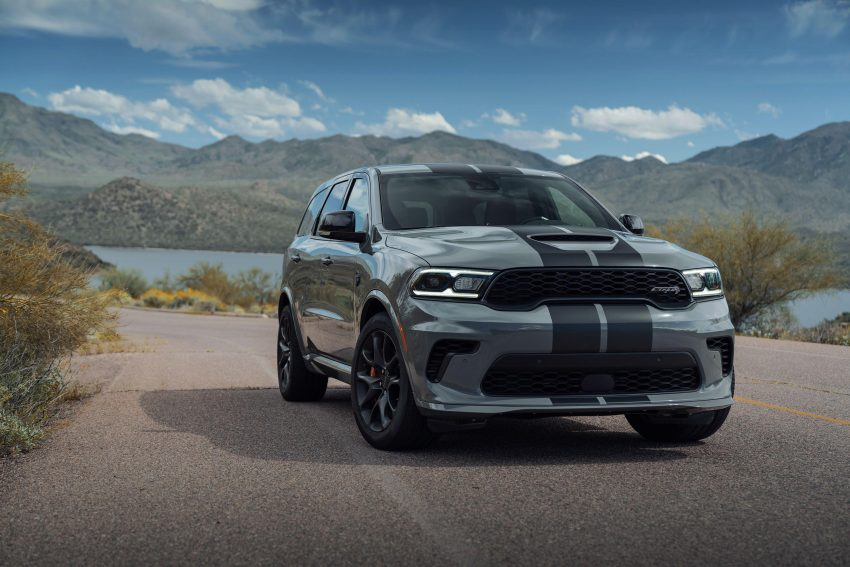 2021 Dodge Durango SRT Hellcat - Front Wallpapers 850x567 #22