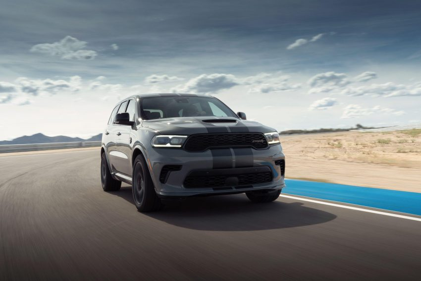 2021 Dodge Durango SRT Hellcat - Front Wallpapers 850x567 #23