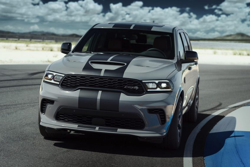 2021 Dodge Durango SRT Hellcat - Front Wallpapers 850x567 #24