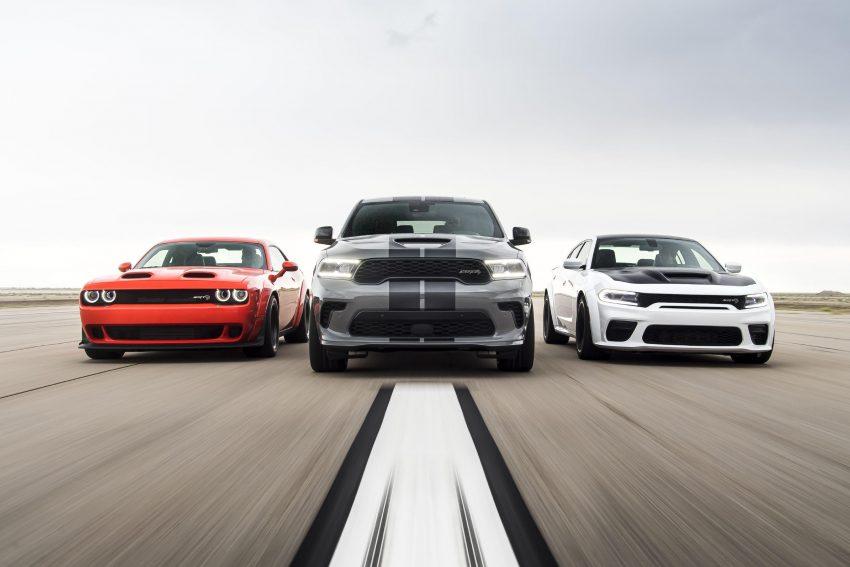 2021 Dodge Durango SRT Hellcat - Front Wallpapers 850x567 #10