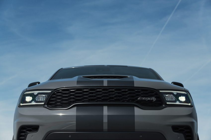 2021 Dodge Durango SRT Hellcat - Grill Wallpapers 850x567 #41