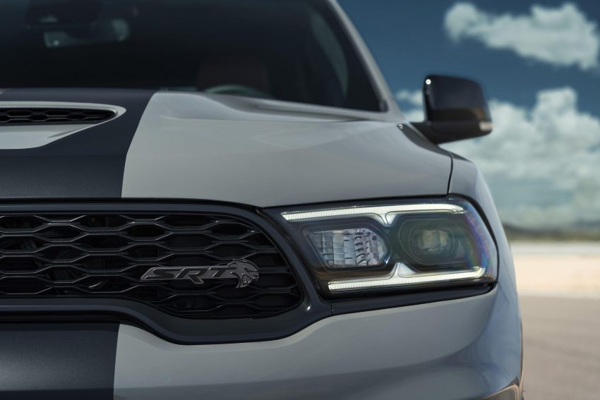 2021 Dodge Durango SRT Hellcat - Headlight Wallpapers 850x567 #40