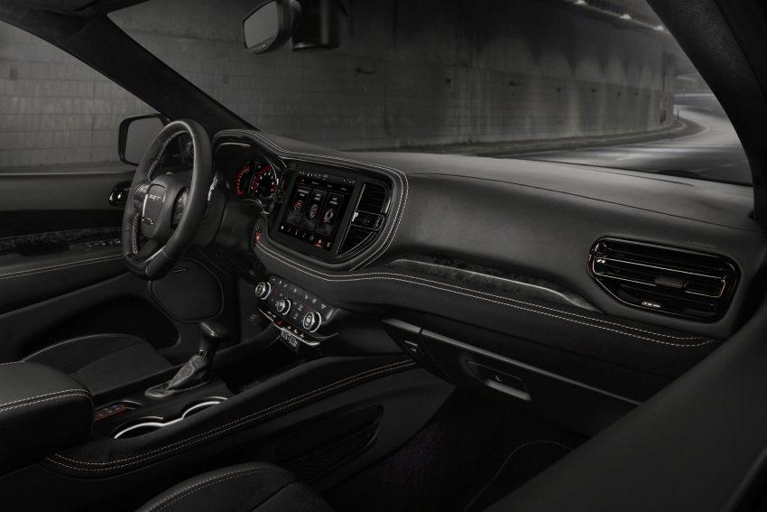 2021 Dodge Durango SRT Hellcat - Interior, Cockpit Wallpapers 850x567 #56