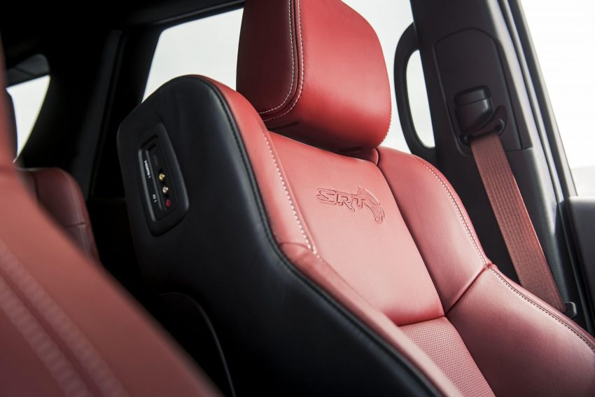 2021 Dodge Durango SRT Hellcat - Interior, Front Seats Wallpapers 850x567 #53