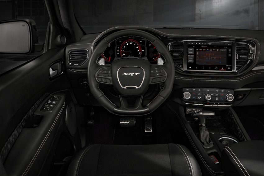 2021 Dodge Durango SRT Hellcat - Interior, Steering Wheel Wallpapers 850x567 #51