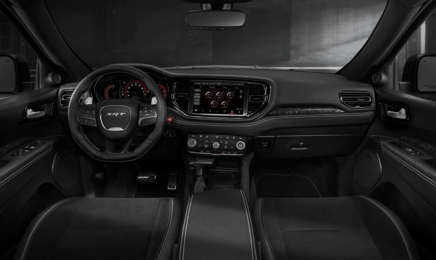 2021 Dodge Durango SRT Hellcat - Interior Wallpapers 850x507 #60