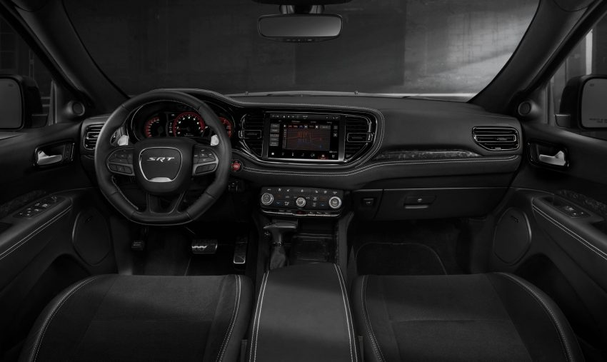 2021 Dodge Durango SRT Hellcat - Interior Wallpapers 850x507 #59