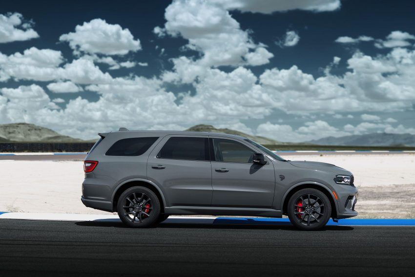 2021 Dodge Durango SRT Hellcat - Side Wallpapers 850x567 #29