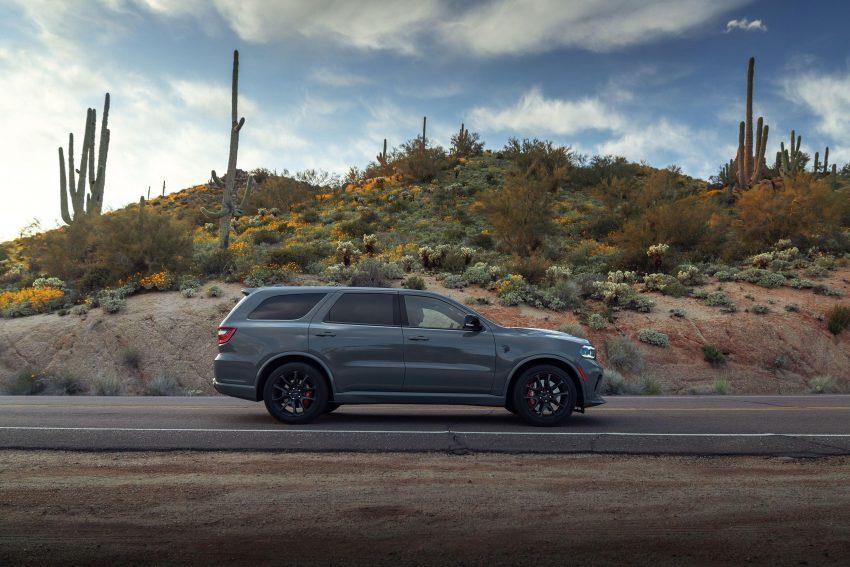 2021 Dodge Durango SRT Hellcat - Side Wallpapers 850x567 #30
