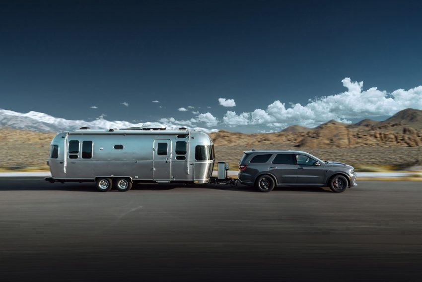 2021 Dodge Durango SRT Hellcat - Side Wallpapers 850x567 #9