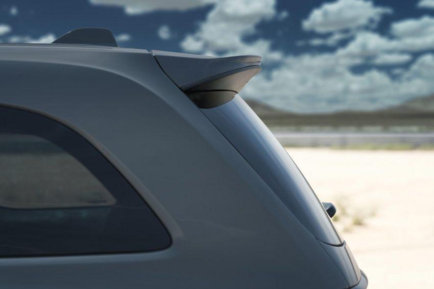 2021 Dodge Durango SRT Hellcat - Spoiler Wallpapers 850x567 #38