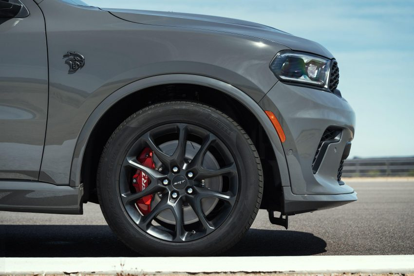 2021 Dodge Durango SRT Hellcat - Wheel Wallpapers 850x567 #36