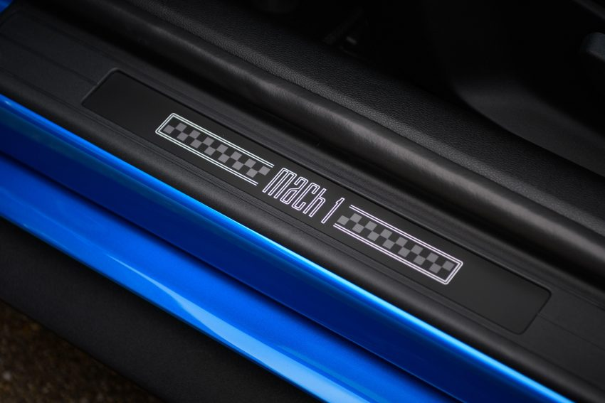 2021 Ford Mustang Mach 1 - Door Sill Wallpapers 850x567 #12