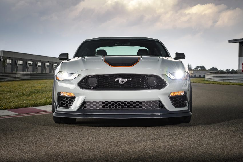 2021 Ford Mustang Mach 1 Handling Package - Front Wallpapers 850x567 #15