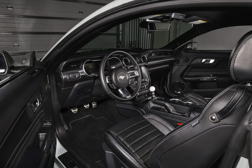 2021 Ford Mustang Mach 1 Handling Package - Interior, Cockpit Wallpapers 850x567 #21