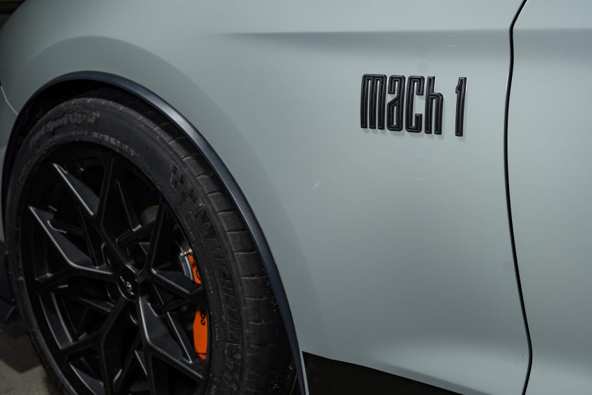 2021 Ford Mustang Mach 1 Handling Package - Wheel Wallpapers 850x567 #17