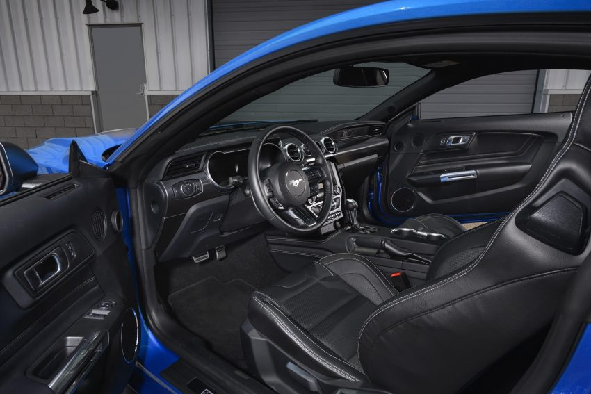 2021 Ford Mustang Mach 1 - Interior, Cockpit Wallpapers 850x567 #14