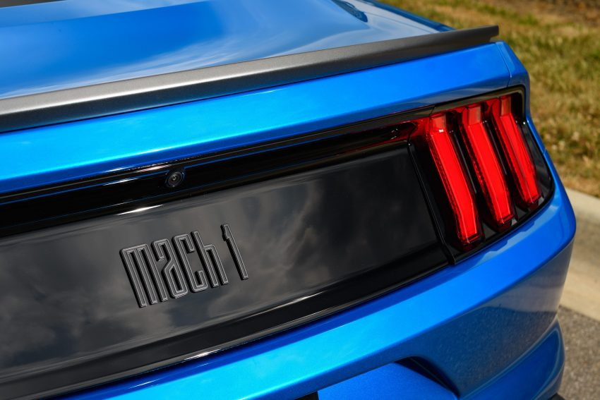 2021 Ford Mustang Mach 1 - Tail Light Wallpapers 850x567 #11