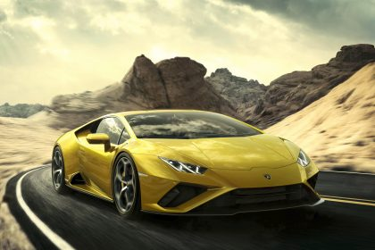 Download 2021 Lamborghini Huracán EVO RWD HD Wallpapers