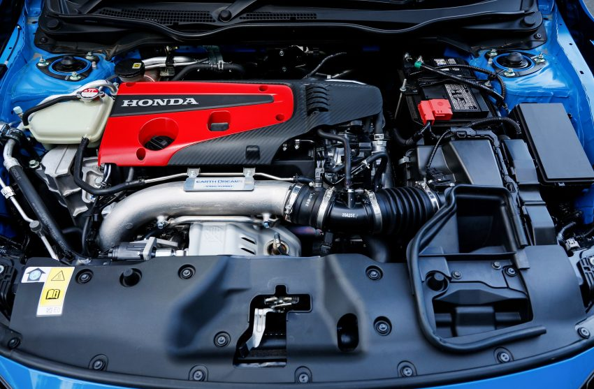 2020 Honda Civic Type R - Engine Wallpapers 850x557 #38