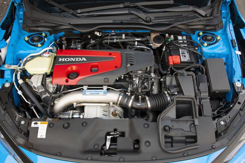 2020 Honda Civic Type R - Engine Wallpapers 850x567 #78