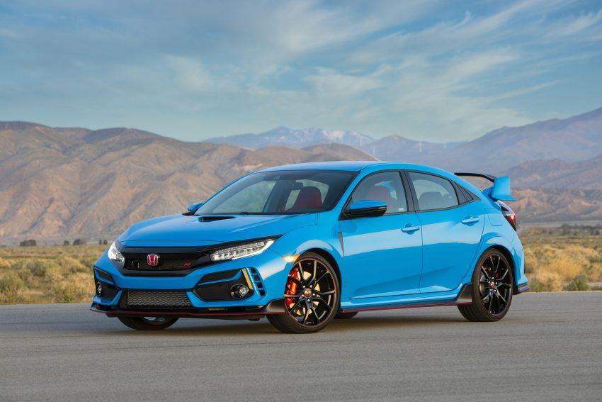 2020 Honda Civic Type R - Front Three-Quarter Wallpapers 850x567 #64