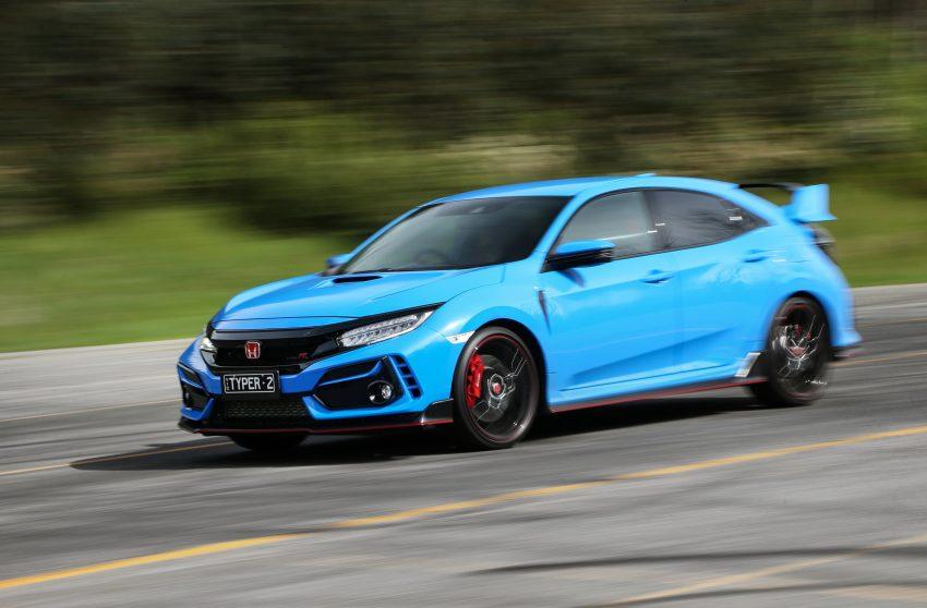 2020 Honda Civic Type R - Front Three-Quarter Wallpapers 850x558 #8