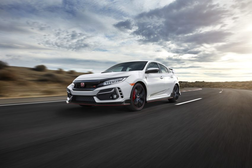 2020 Honda Civic Type R - Front Three-Quarter Wallpapers 850x566 #49