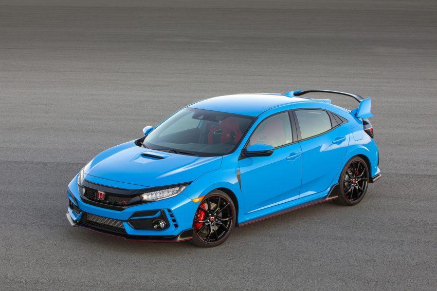 2020 Honda Civic Type R - Front Three-Quarter Wallpapers 850x567 #65